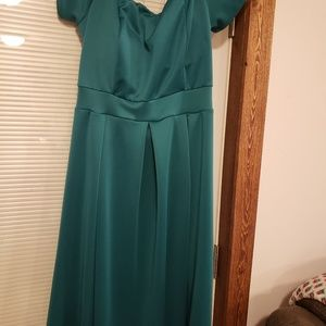 Womens dress deb Size 3xl new with tags